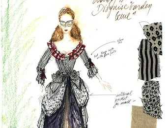 The Provoked Wife Film and TV Costume Designer - Theatre